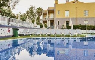 Плавательный бассейн Hotel Coral Compostela Beach Golf