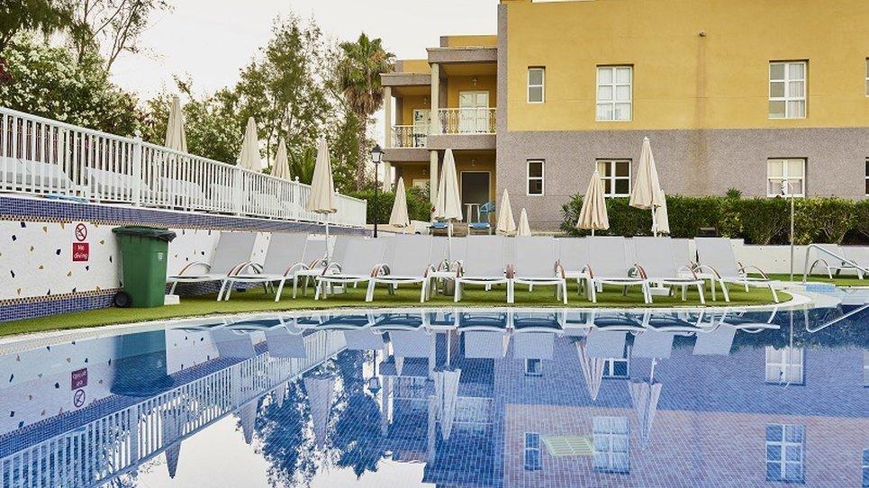 БАССЕЙНА ДЛЯ ВЗРОСЛЫХ Hotel Coral Compostela Beach Golf