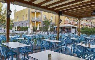 ресторан Hotel Coral Compostela Beach Golf