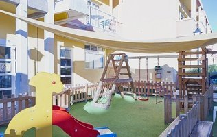 Детская площадка Hotel Coral Compostela Beach Golf