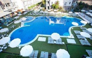 Открытый бассейн Отель Coral Compostela Beach Golf