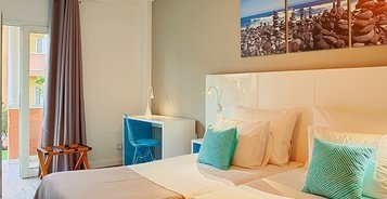 СТАНДАРТНЫЕ АПАРТАМЕНТЫ А1 Hotel Coral Compostela Beach Golf