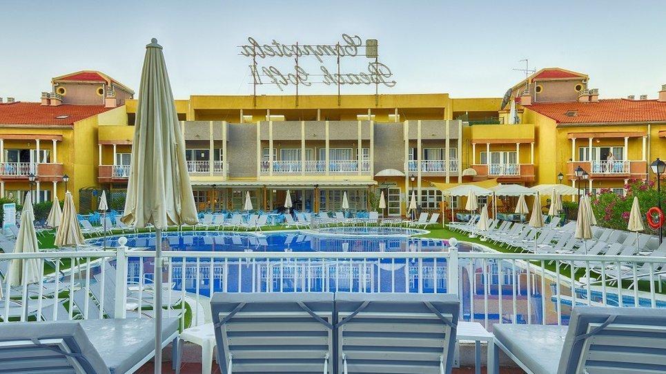 WIFI Hotel Coral Compostela Beach Golf ★★★