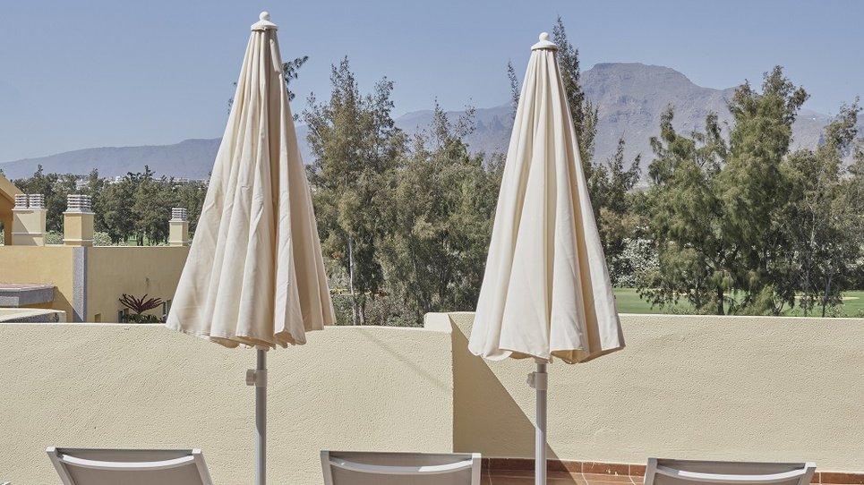 ЗОНА СОЛЯРИЯ Hotel Coral Compostela Beach Golf