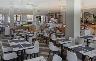 Ресторан-буфет Hotel Coral Compostela Beach Golf