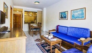 Семейные апартаменты Hotel Coral Compostela Beach Golf