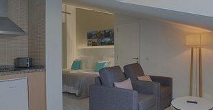 Лофт Hotel Coral Compostela Beach Golf